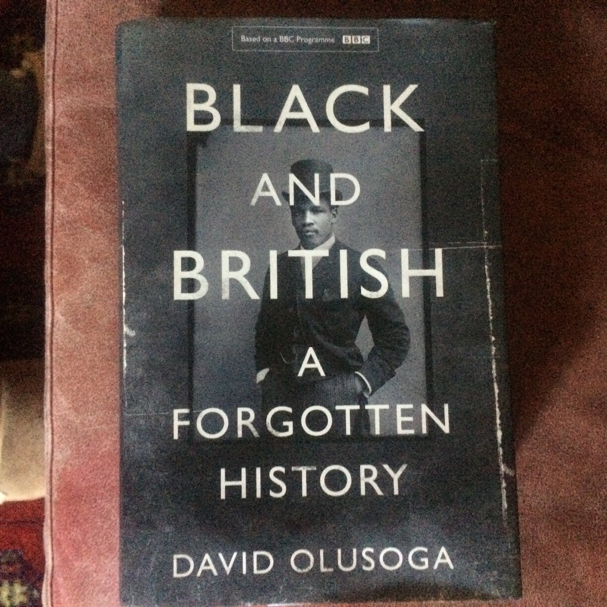Black and British a Forgotten History Cover