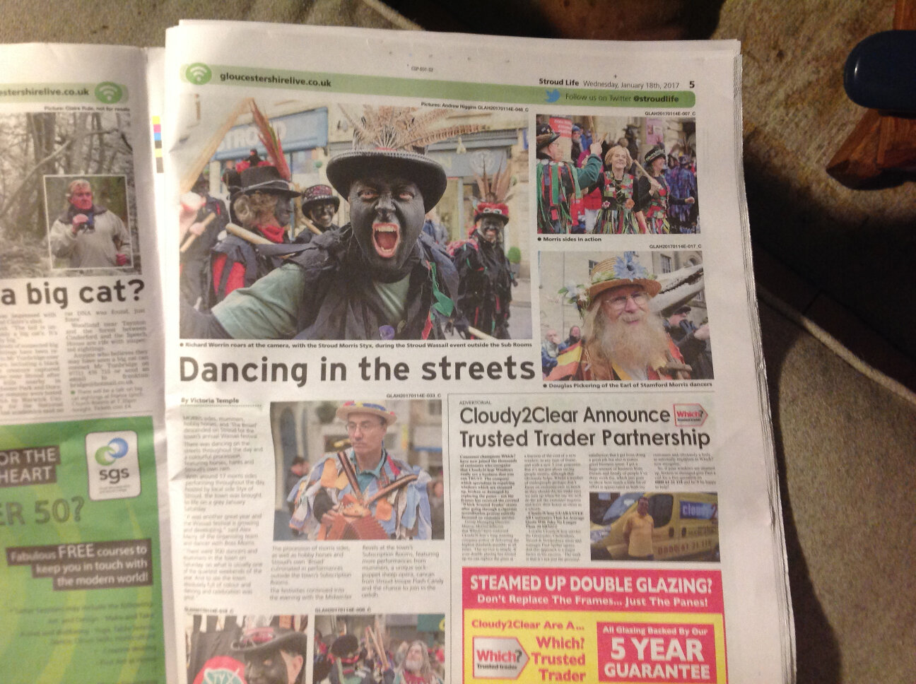 Stroudwater and Empire (and Morris Dancing) (1)