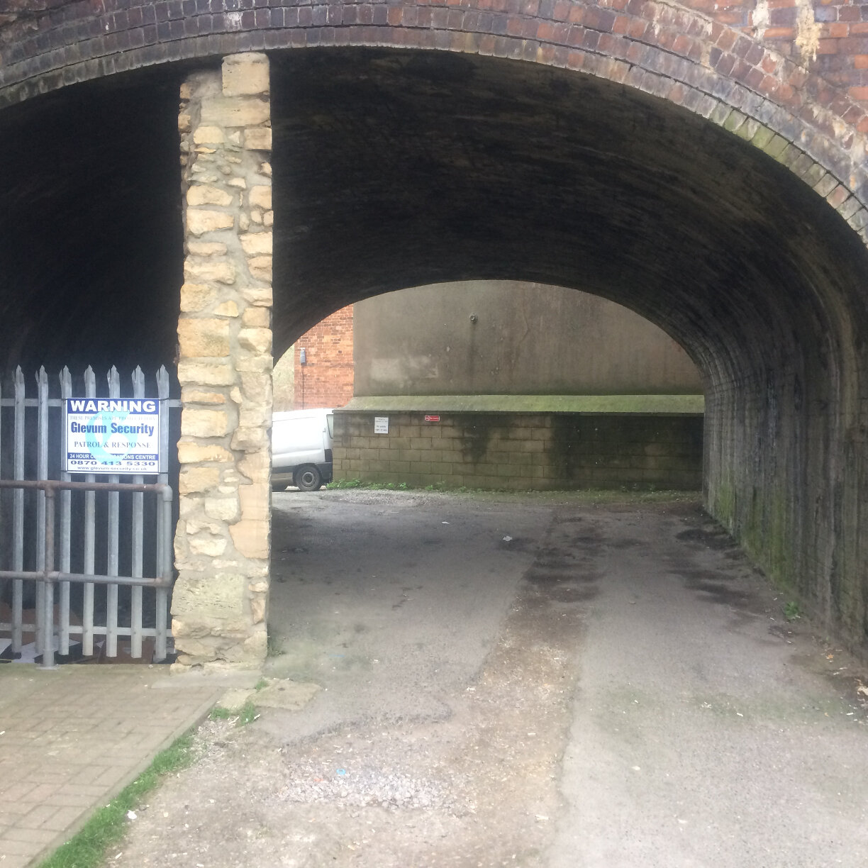 Rowcroft Railway Bridge (3)