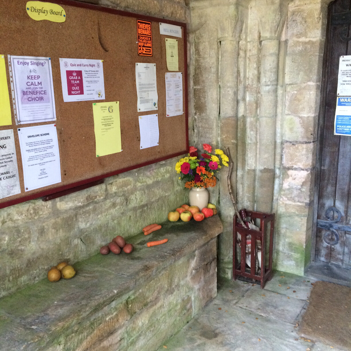 Harvest Festivals and Changing Times (8)