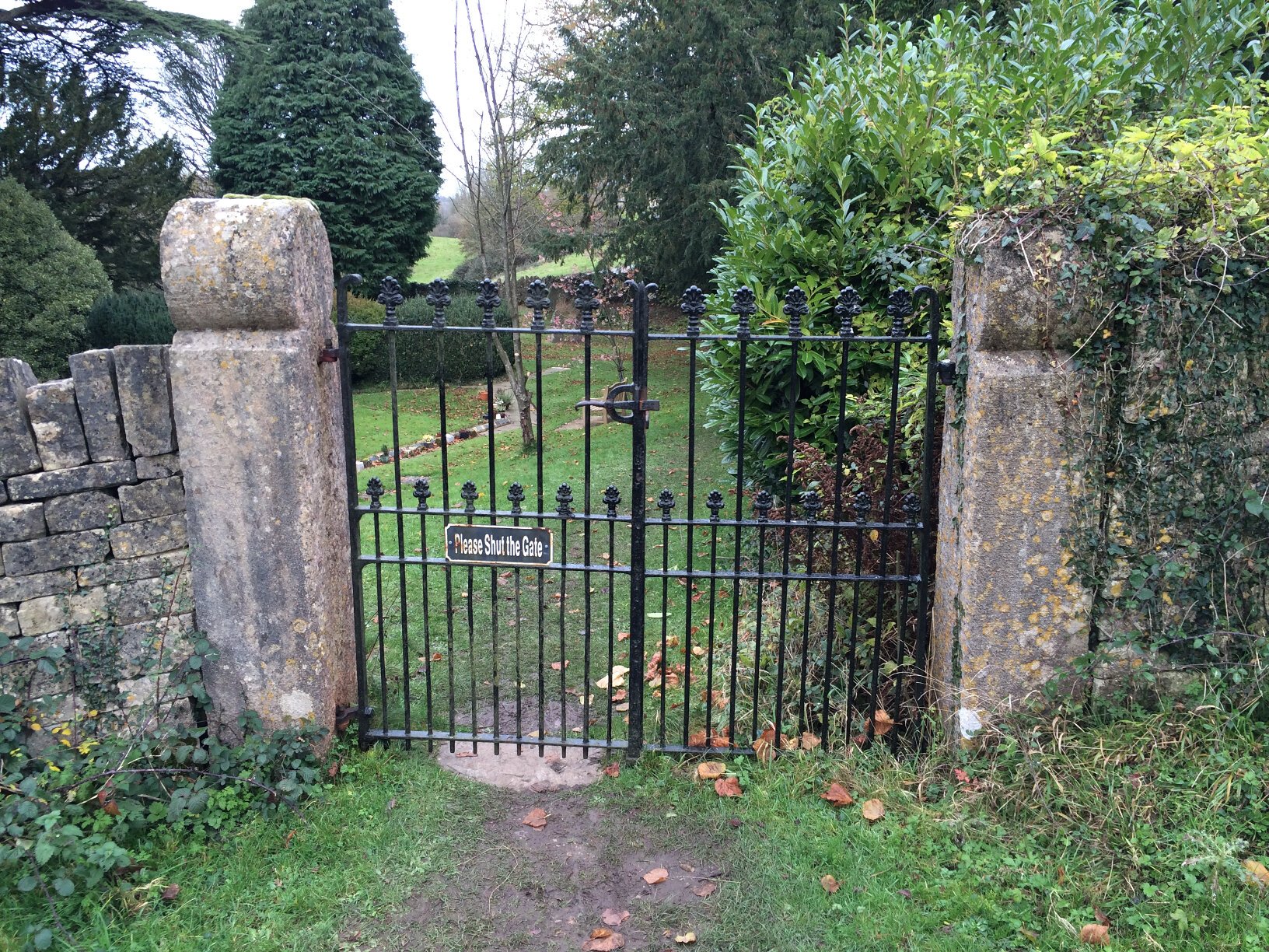 On seeing the grave of Sir Fabian Ware at Amberley (7)