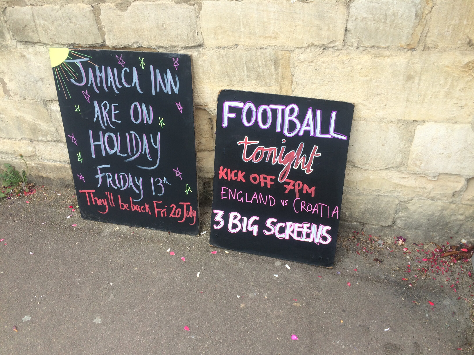 Football's Coming Home at The Prince Albert (4)