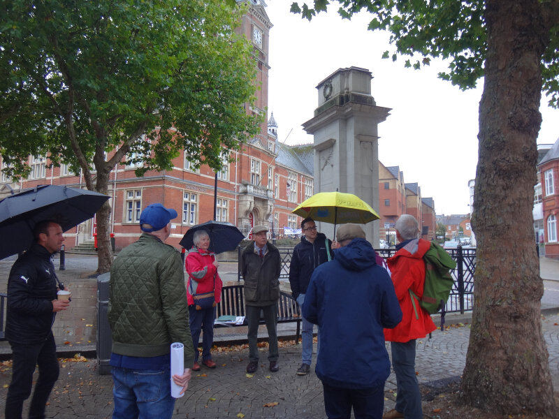 A Swindon Town Great War Pilgrimage (2)