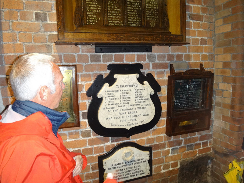 A Swindon Town Great War Pilgrimage (9)