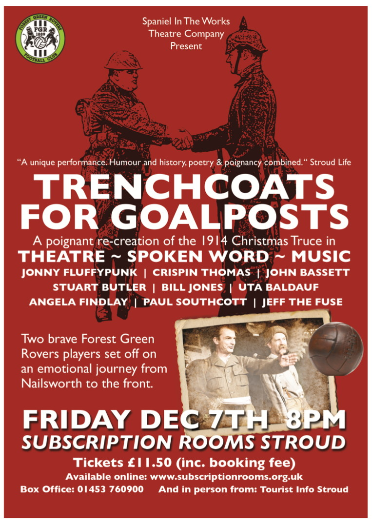 Trenchcoats For Goalposts