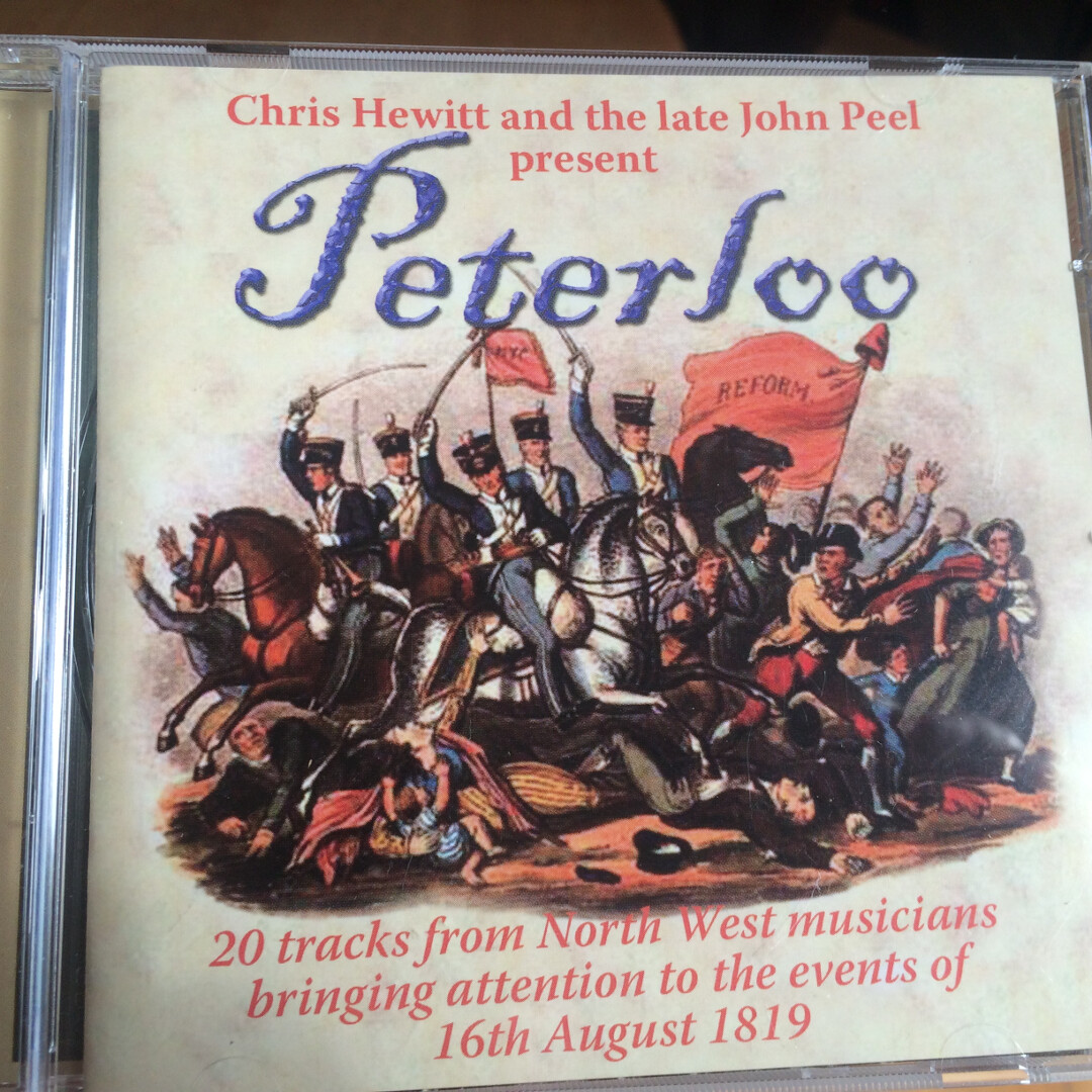 Peterloo and Revolution (3)