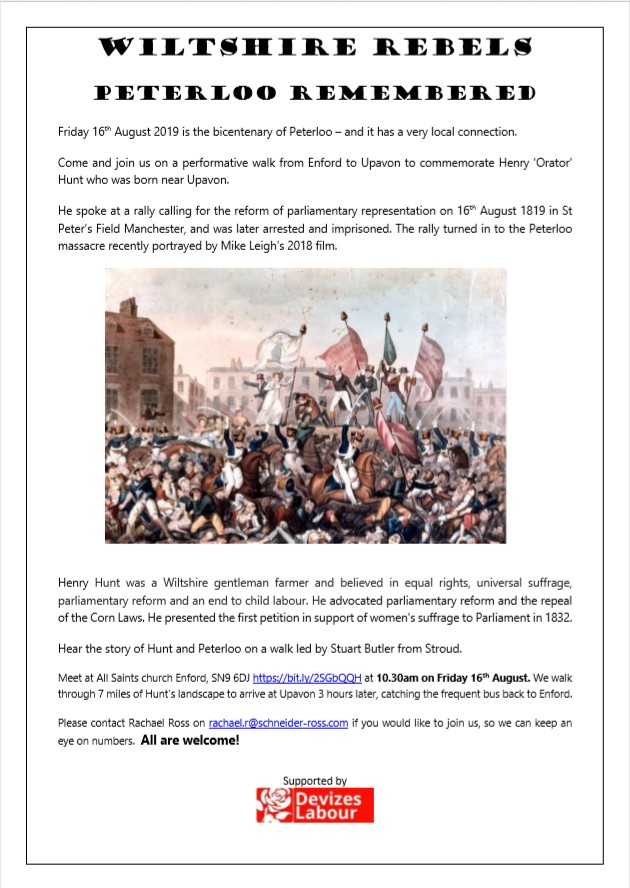 Peterloo and Revolution