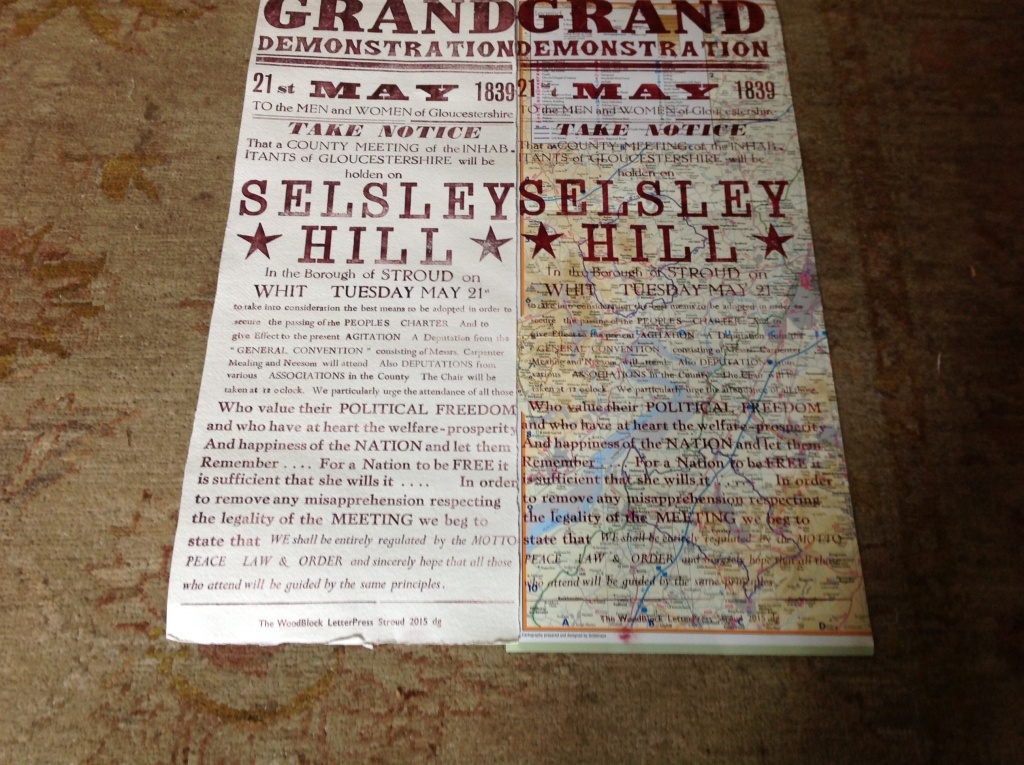 Selsley Hill 1839